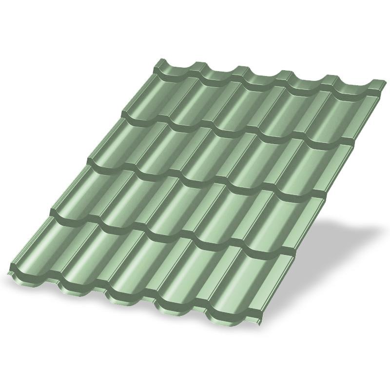 Металлочерепица МП ТРАМОНТАНА Пластизол 200 мкм