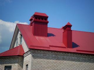 купить лист профнастила для крыши